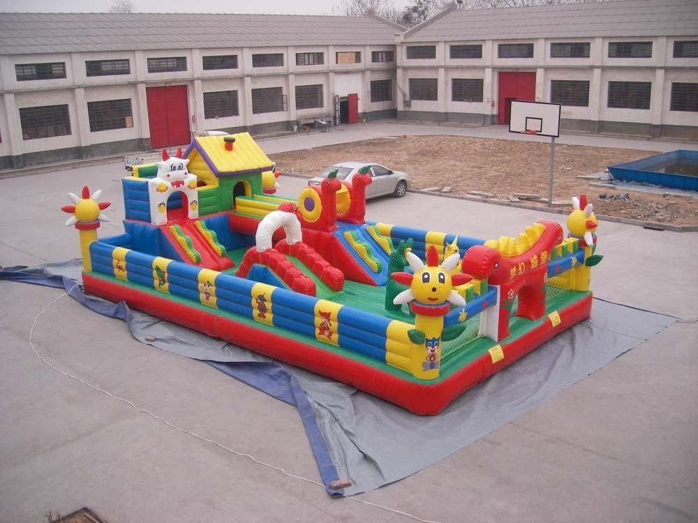 郑州充气玩具