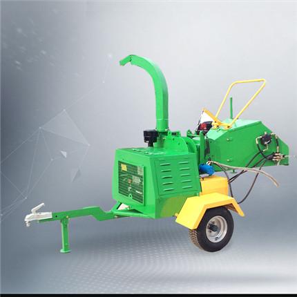 Diesel chipper