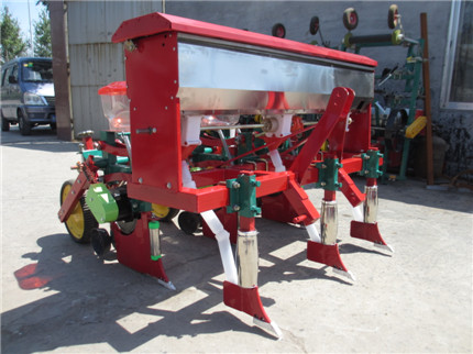 tractor mounted seeder