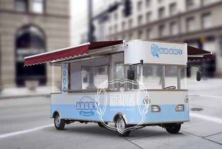冰激凌冷饮车