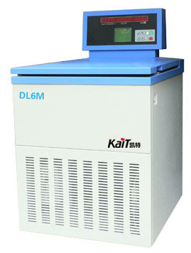 DL6M落地式大容量冷冻离心机