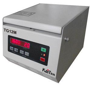 TG12M 血液毛细管离心机
