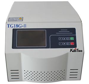 TG18G-II台式通用高速离心机