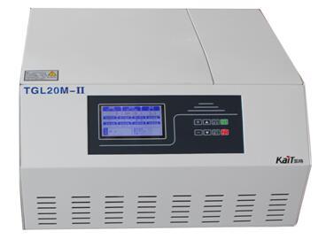 台式高速大容量通用冷冻离心机