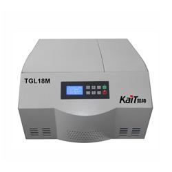 TGL18M 台式高速冷冻离心机