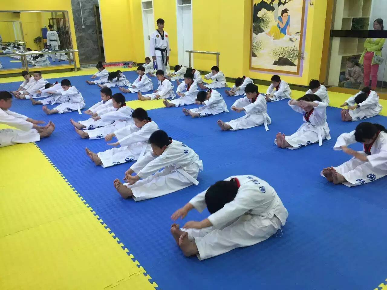 跆拳道培训连锁