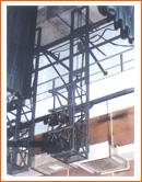 灯光吊笼吊架