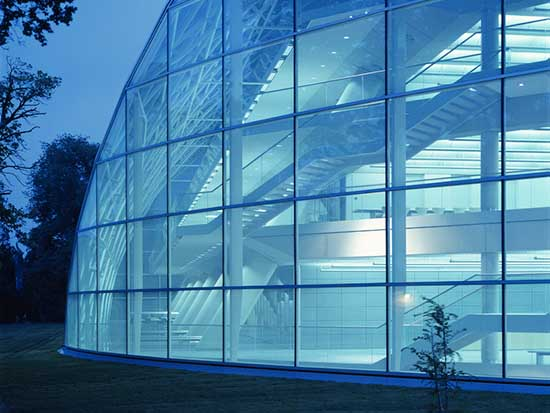幕墙玻璃制作