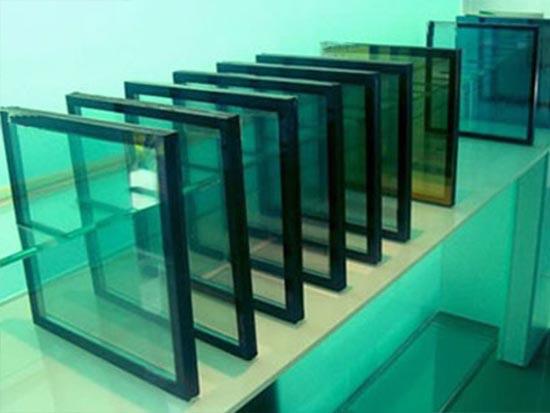 低辐射玻璃生产