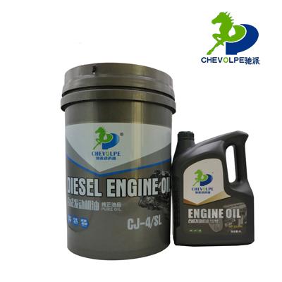合成发动机油CJ-4
