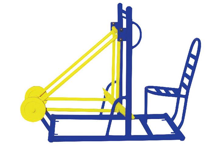 安徽健身器材哪个牌子评价高_爱康_户外健身器材