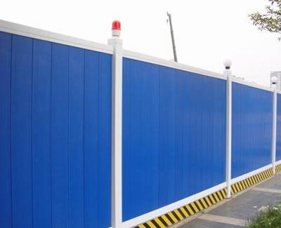 内蒙山西彩钢围挡板