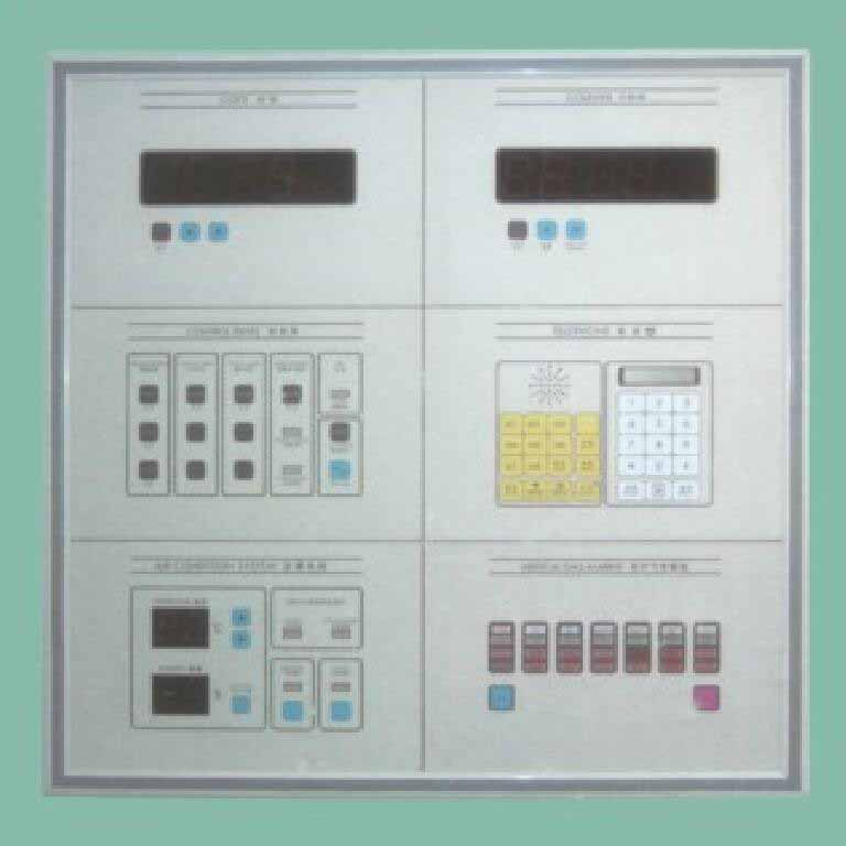 手术室中央控制面板