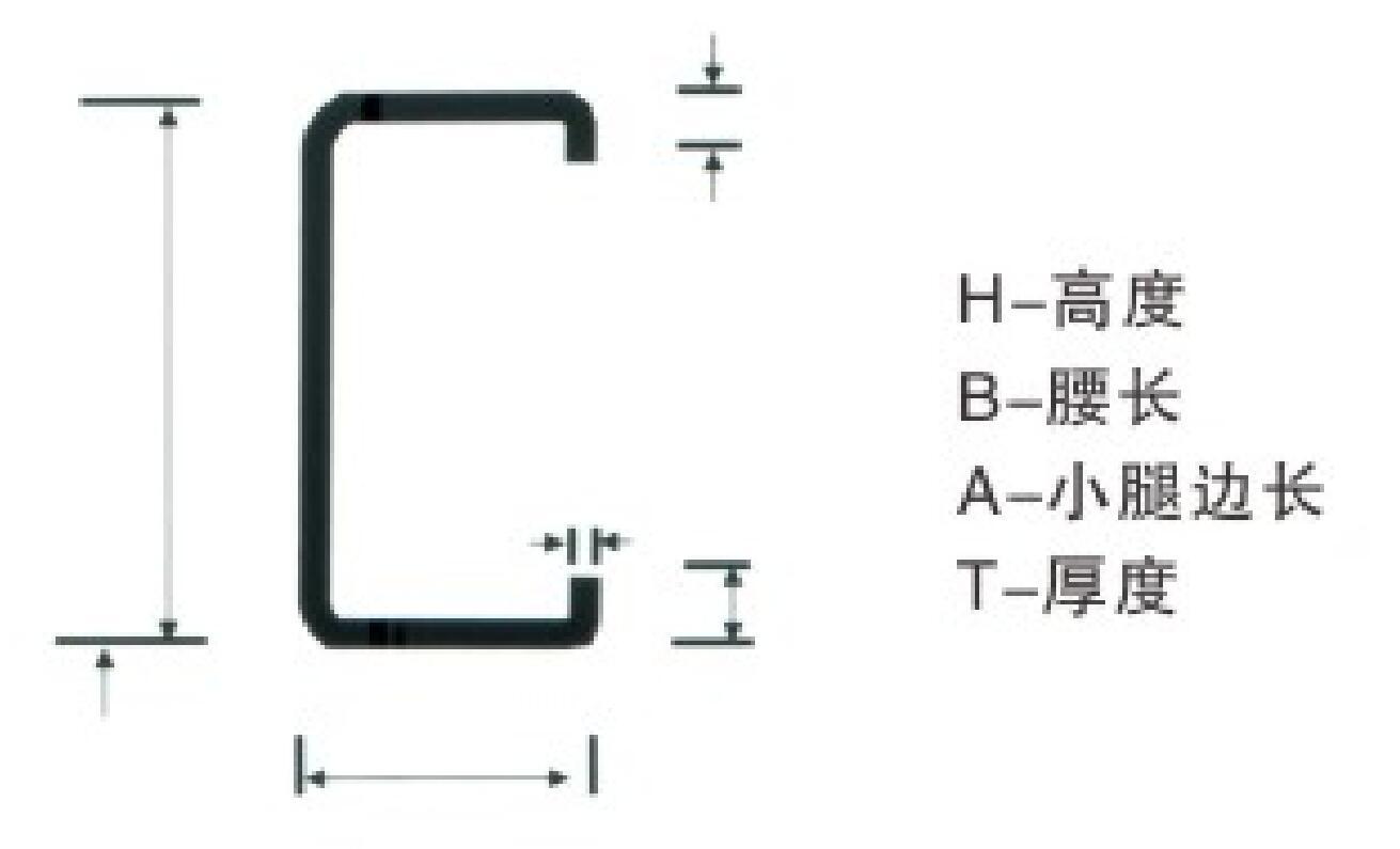 贵州C型钢