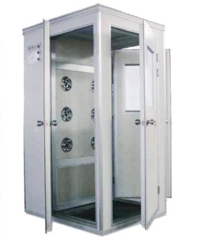 三门联锁风淋室制造