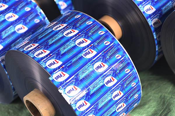PVC热收缩标签