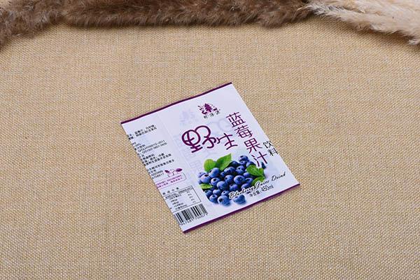 四川PVC彩印标签