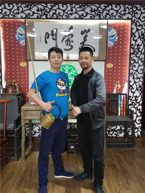 四川长嘴壶功夫茶艺培训