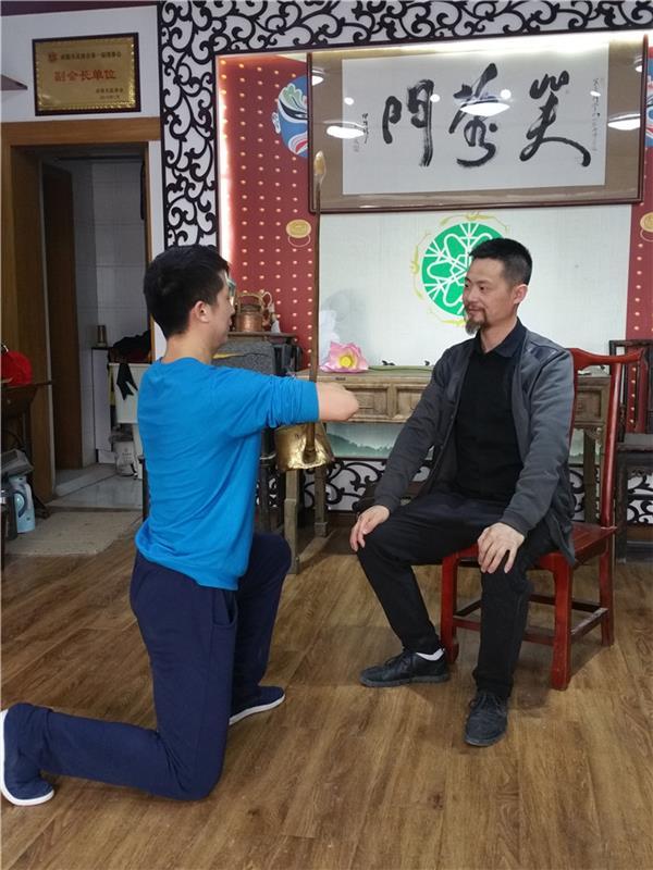 四川长嘴壶茶艺培训
