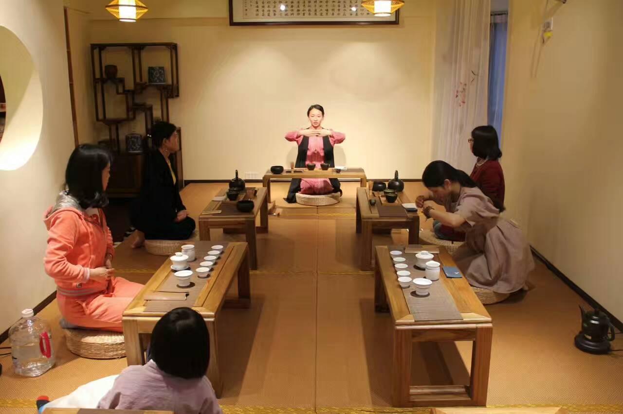 四川茶道培训