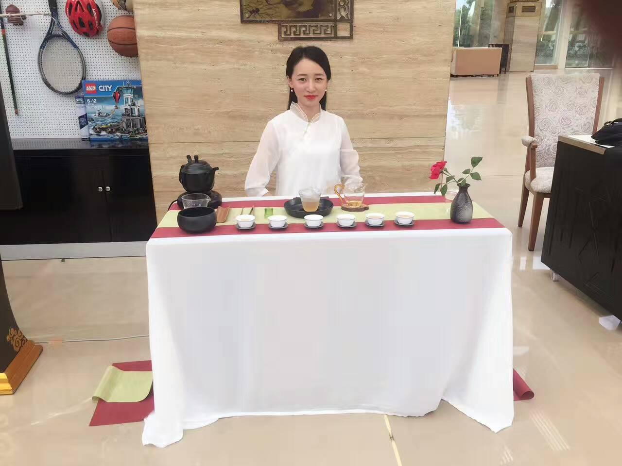 四川茶道表演茶艺展示茶艺服务芙蓉门茶艺商业演出