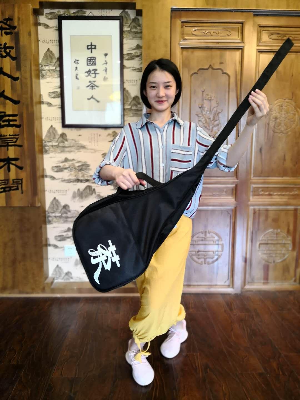 长嘴铜壶搭配套子保护背包芙蓉门原创茶艺表演师专用布套新品