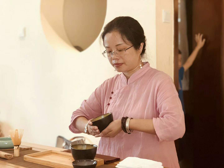 四川省茶文化协会巴蜀茶道少儿茶艺第八期教师培训