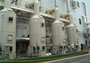 高浓度强腐蚀性废气处理设备