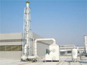 太阳能电池片硅烷燃烧塔