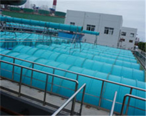 污水池加盖收集除臭处理