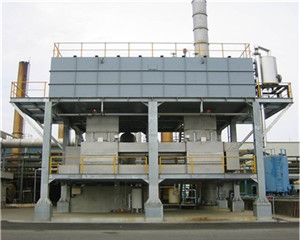 VOCS催化燃烧净化装置