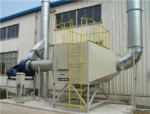 活性碳吸附回收装置