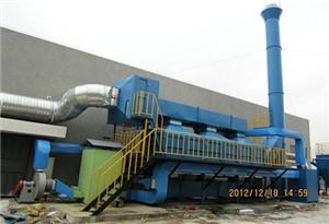 有机废气吸脱附(RCO)催化净化装置