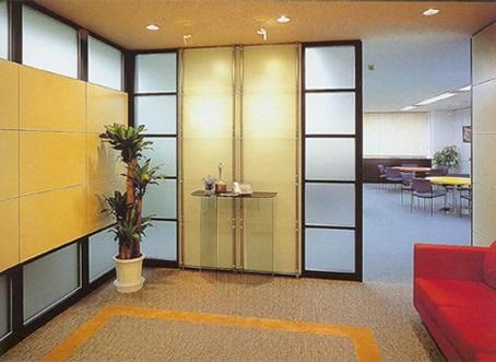 重庆办公室高隔间
