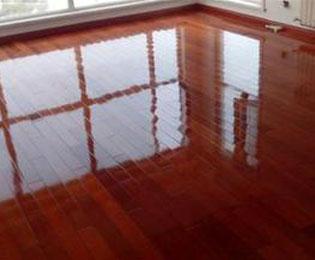 专业木地板打蜡