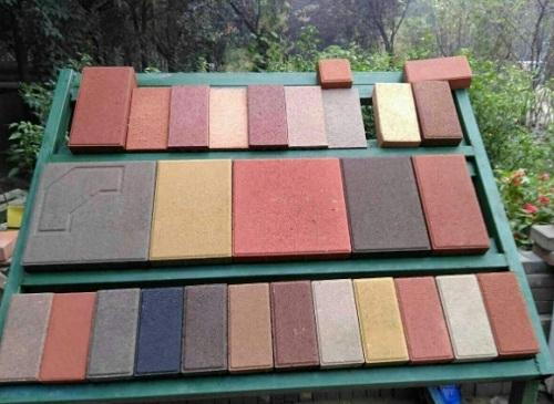 河南彩砖生产厂家