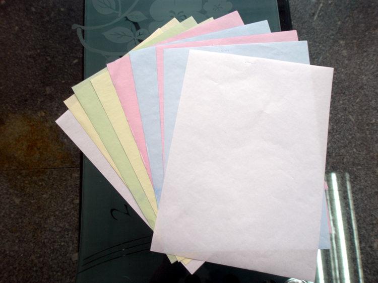 遵义无碳纸印刷