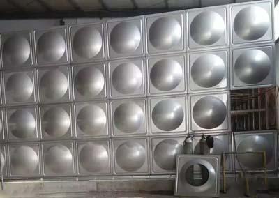 拼装不锈钢水箱