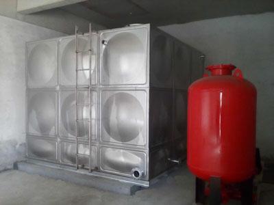增压稳压供水设备