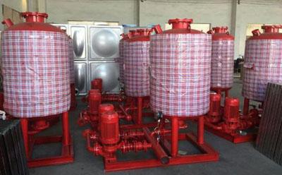 消防增压给水设备
