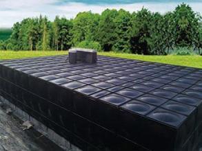地埋式箱泵一体化水箱