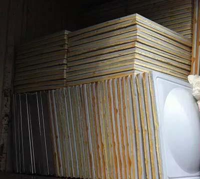 聚氨酯保温模块