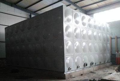 不锈钢焊接消防水箱
