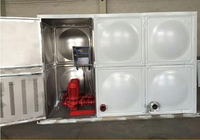 地埋箱泵一体化 箱泵一体化