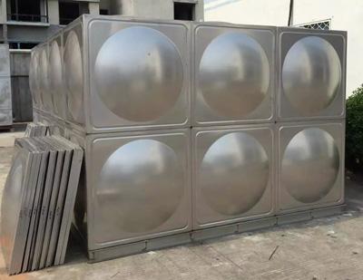 装配式水箱 组装式不锈钢水箱