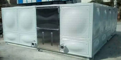 箱泵一体化消防水箱 不锈钢消防水箱