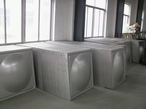 不锈钢水箱模压板 模压不锈钢水箱
