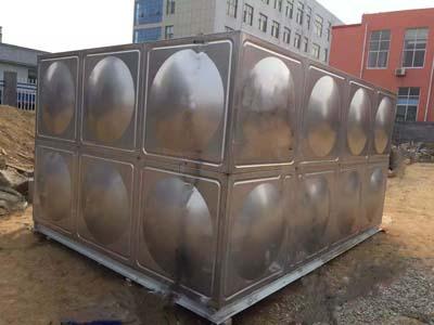 组装式水箱 组合式水箱