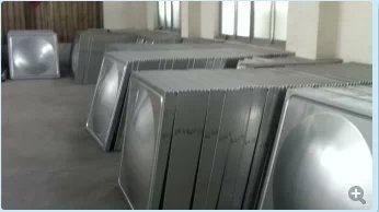 模压水箱  模压不锈钢水箱