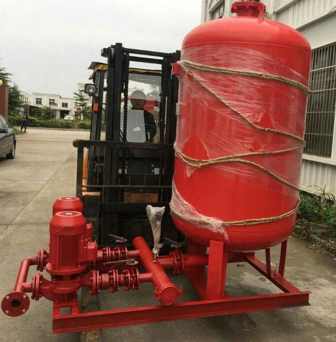 罐式无负压给水设备